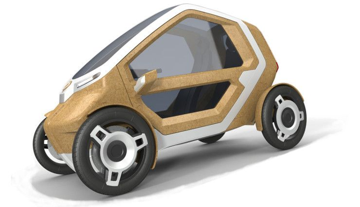 Vilgard Pedal Electric Car Has 60 Mile Range Video