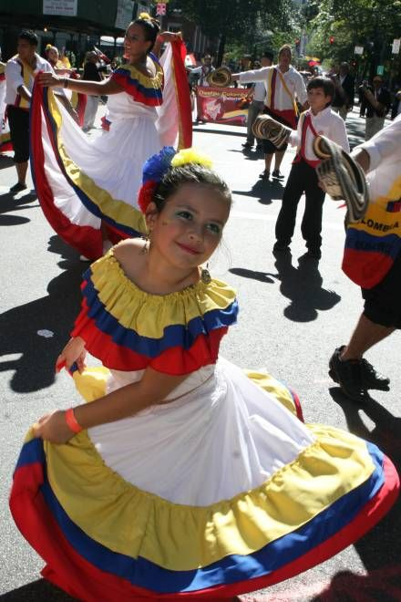 Colombia De Trajes Imprimir Tipicos Para