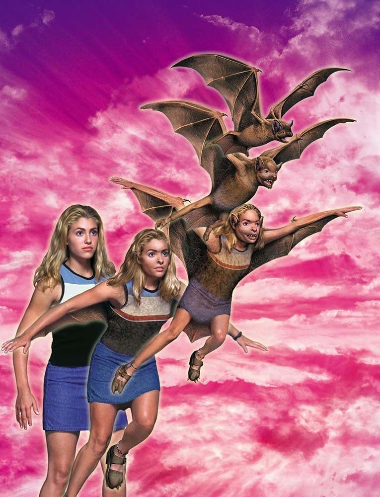 ANIMORPHS #17: THE UNDERGROUND art print, signed a