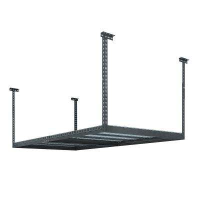 Special Buys Garage Shelves Racks Garage Storage The Home Depot Overhead Garage Storage Ceiling Storage Rack Newage Products