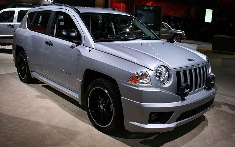 Jeep Compass Sport Photos News Reviews Specs Car Listings Jeep Compass Jeep Compass Sport Jeep