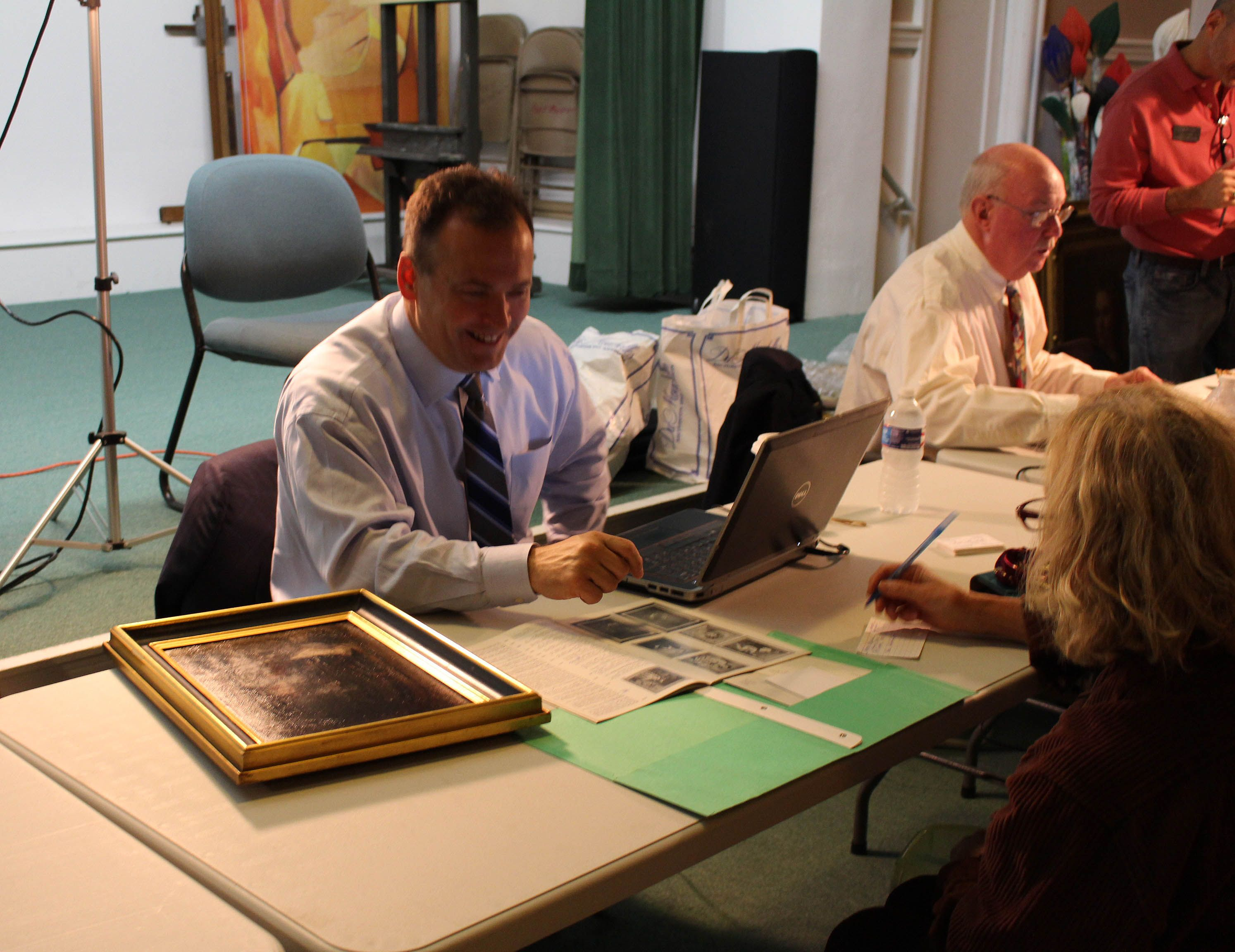 Annual appraisal fair comes to muskegon museum of art
