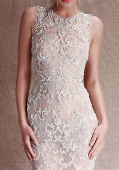 Details - Paolo Sebastian Spring/Summer 2014-15 Haute Couture