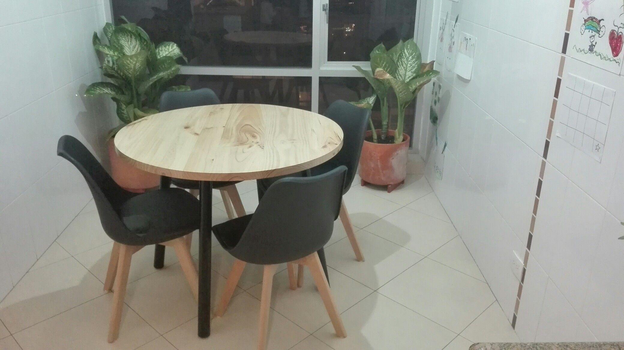 Mesa de pino americano | muebles Victoria | Pinterest