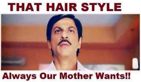 Image result for indian mom on hair