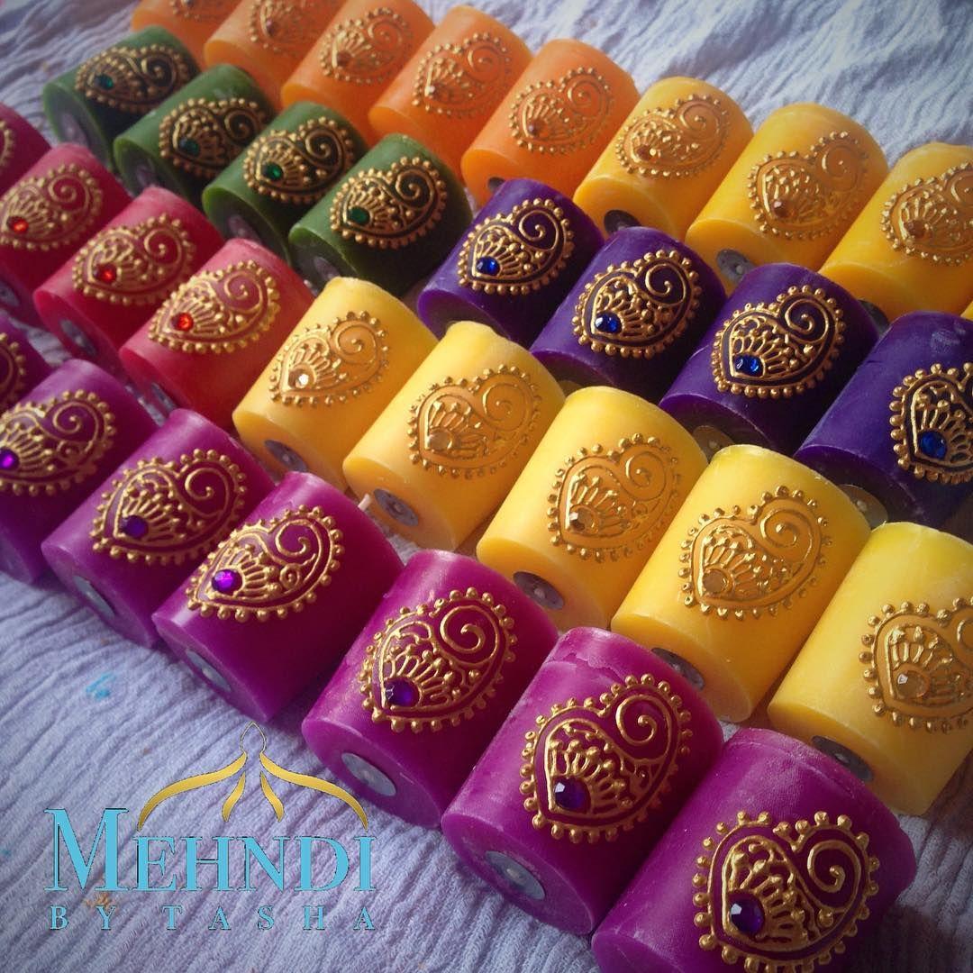 Tasha Mehndibytasha Instagram Photos And Videos Henna Candles Wedding Favor Sayings Mehndi Candles