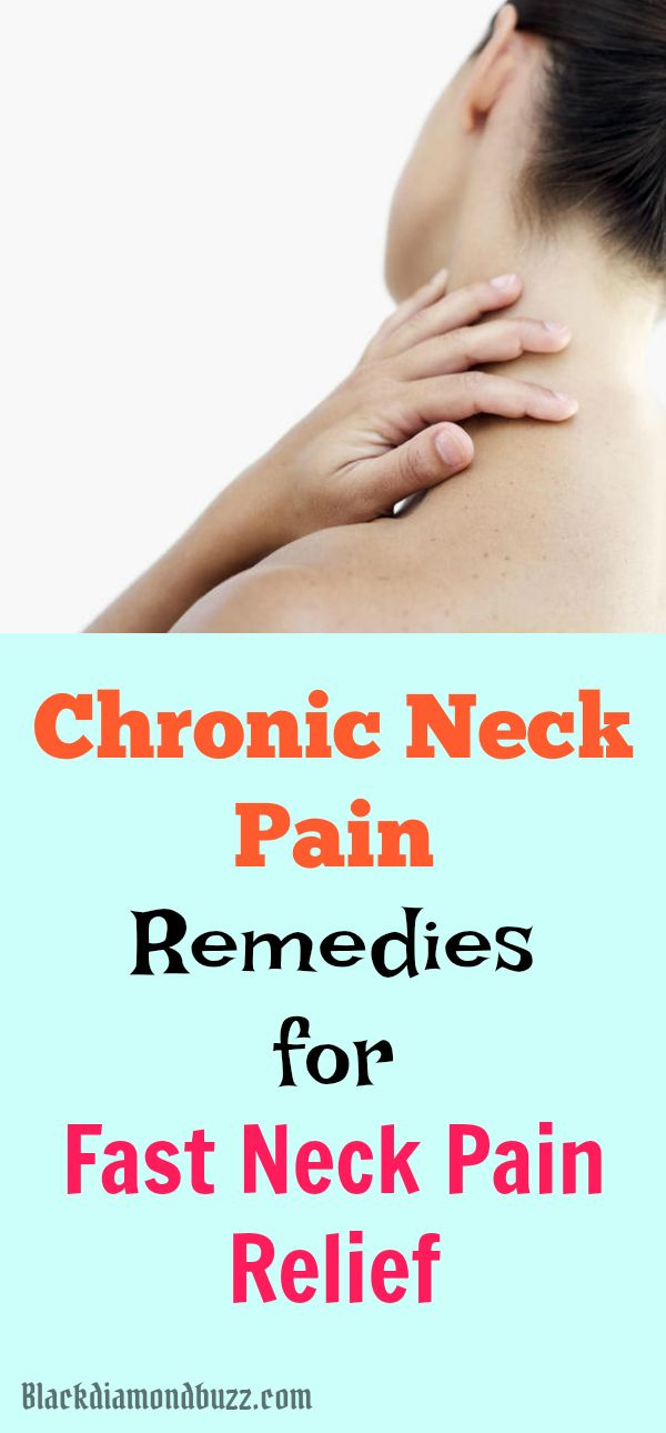 DIY Chronic Neck Pain Remedies - On how to get rid of neck pain Fast and Neck Pain Relief at Home.Learn how to use massage trigger point , lavender essential oil ,epsom salt( magnesium and stretches exercises.