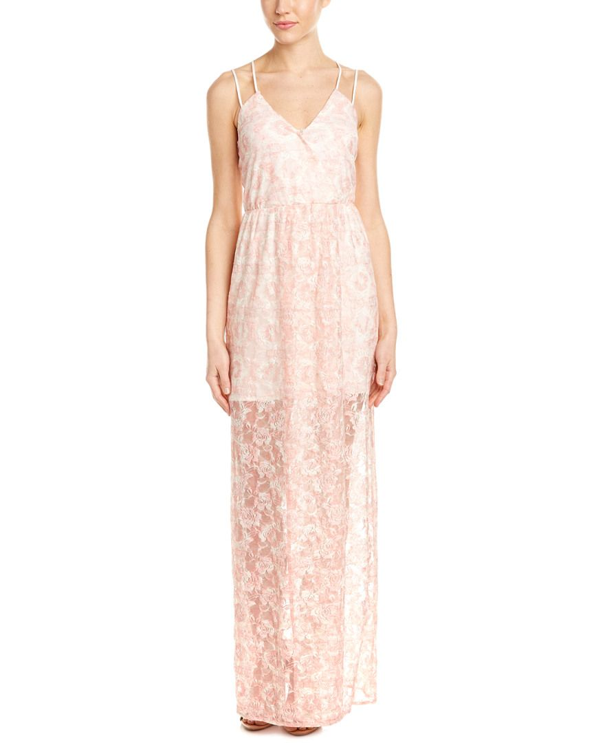 Bcbgeneration lace maxi dress is on rue shop it now clothing
