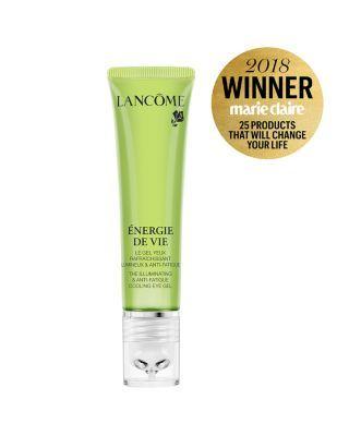 Lancome Energie De Vie The Illuminating Anti Fatigue Cooling Eye Gel Eye Gel Gel Dull Skin