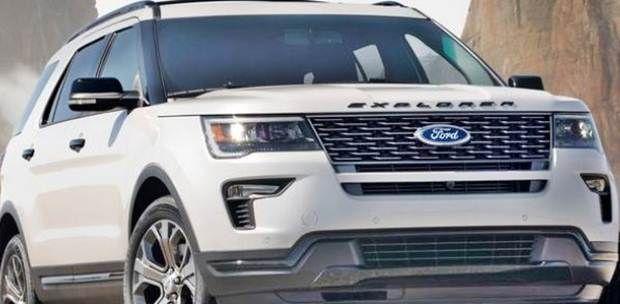 2021 Ford Explorer Specs Price And Release Date Dengan Gambar