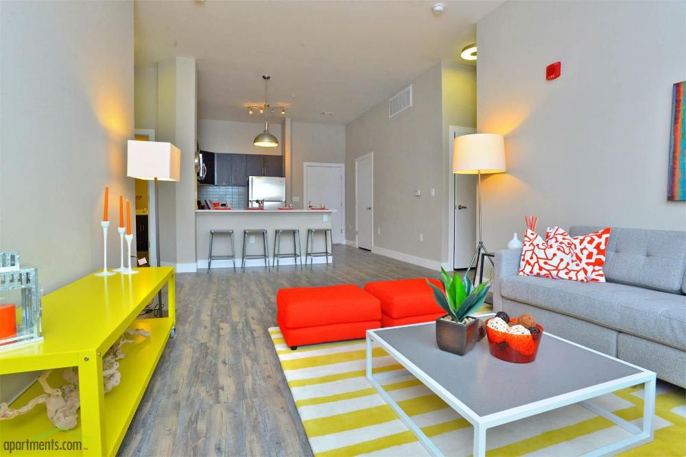 1 Bedroom Apartments Denver Co | Studio apartment floor ...