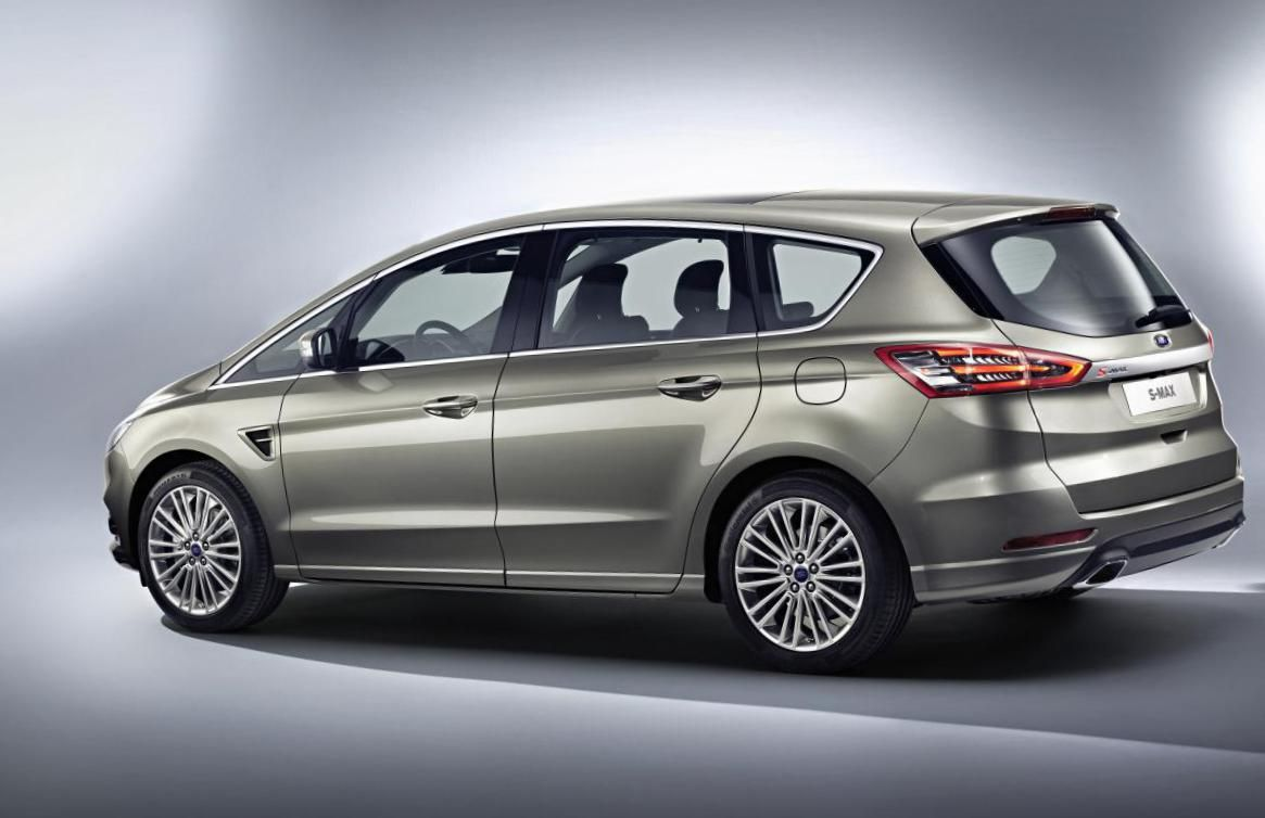 Ford SMax Photos and Specs. Photo Ford SMax cost and 25