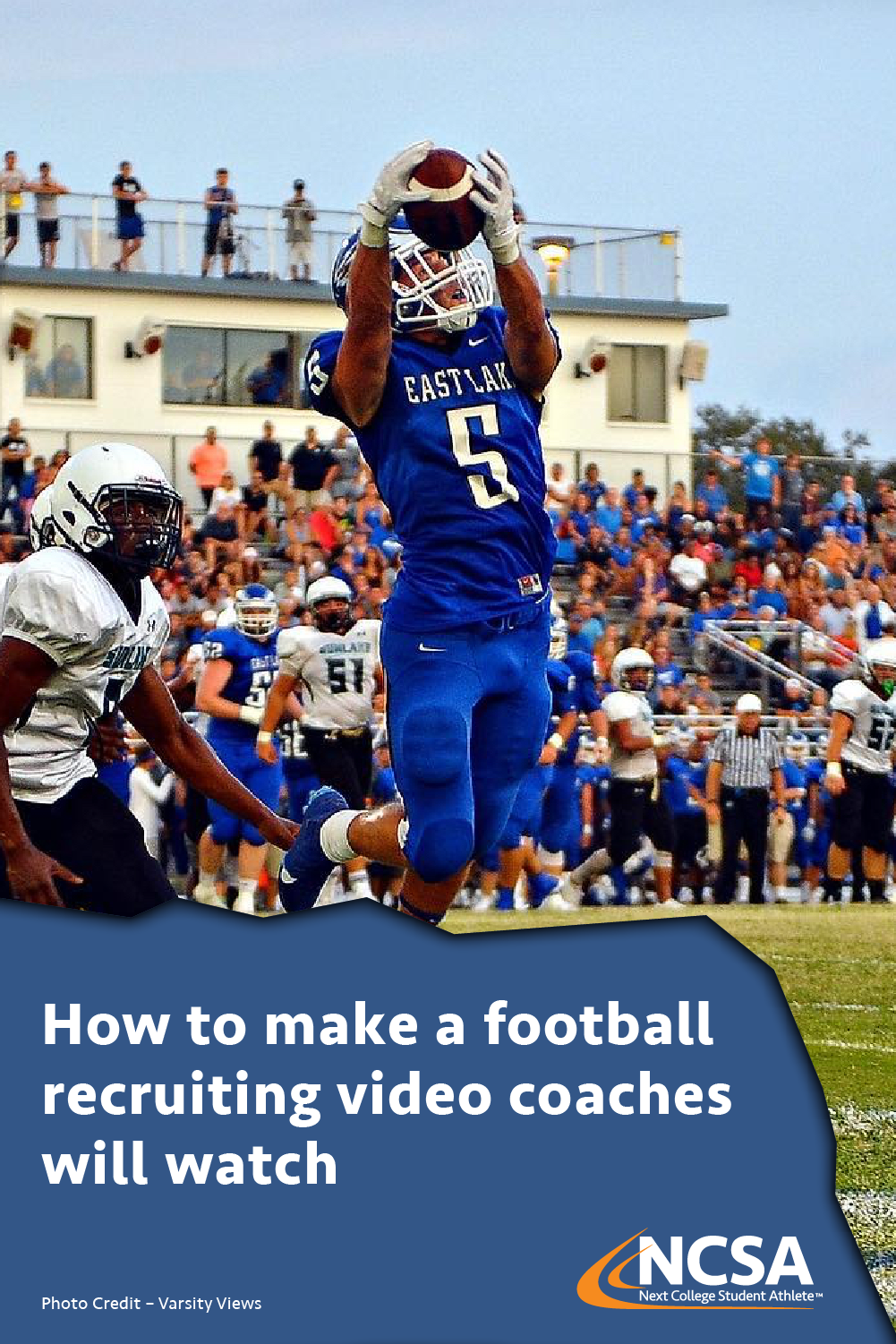 A Football Recruiting Video Is A Crucial Must Have Tool In An
