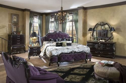 Master Bedroom For Sure Victorian Goth Furniture