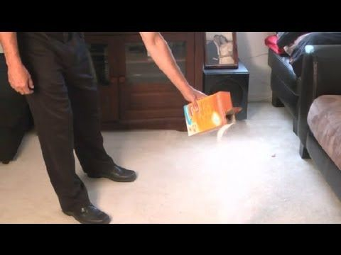 How To Get The Wet Smell Out Of Flooded Carpet : Carpet Cleaning Tips. Need