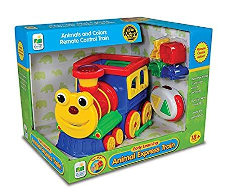 The Learning Journey Animal Express Remote Control Shape ...