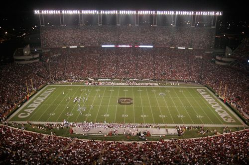 Williams Brice Stadium, Columbia, SC. Go Gamecocks! | Go ...