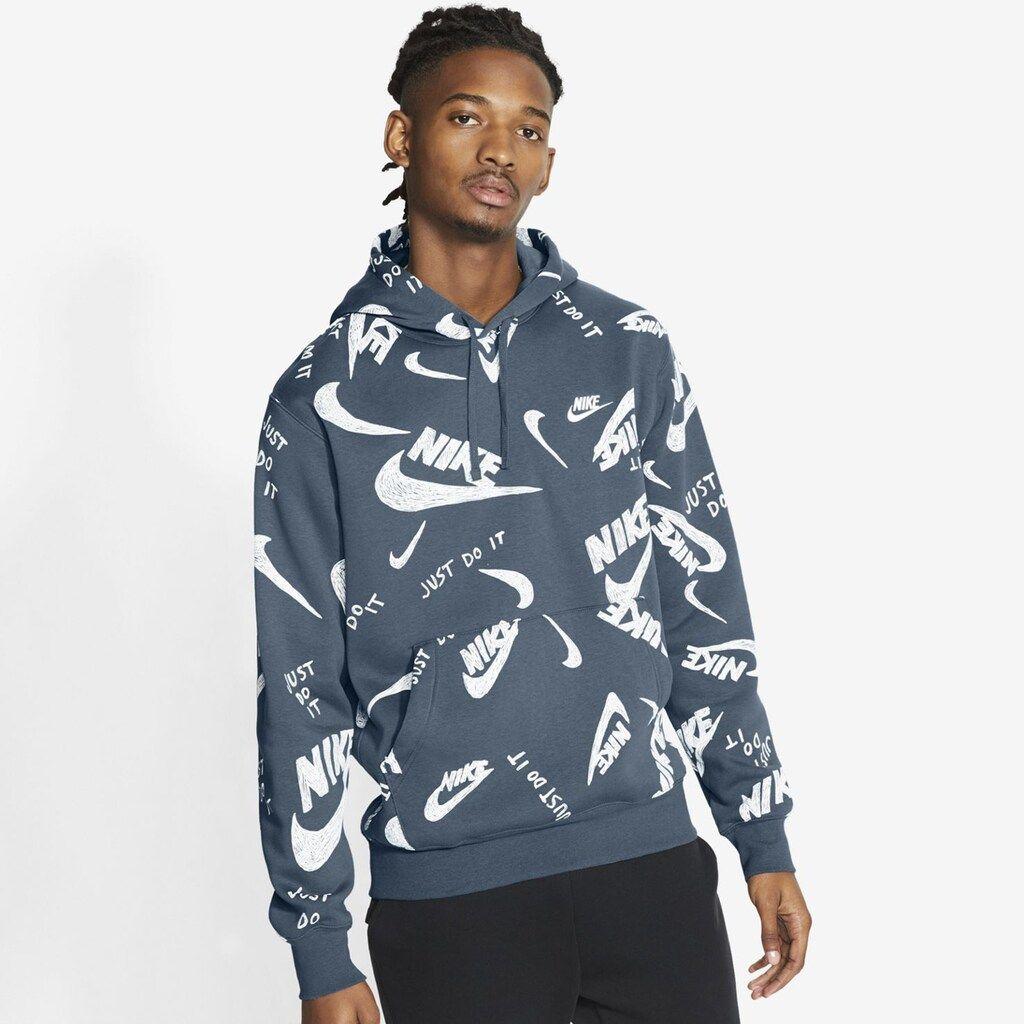 Men S Nike Pullover Hoodie Nike Pullover Hoodie Nike Pullover Hoodies Men Pullover [ 1024 x 1024 Pixel ]
