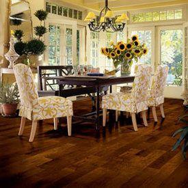 Armstrong Hardwood Flooring - Artesian Classics Maple - 0559RAYZ Raisin Georgia Carpet Industries