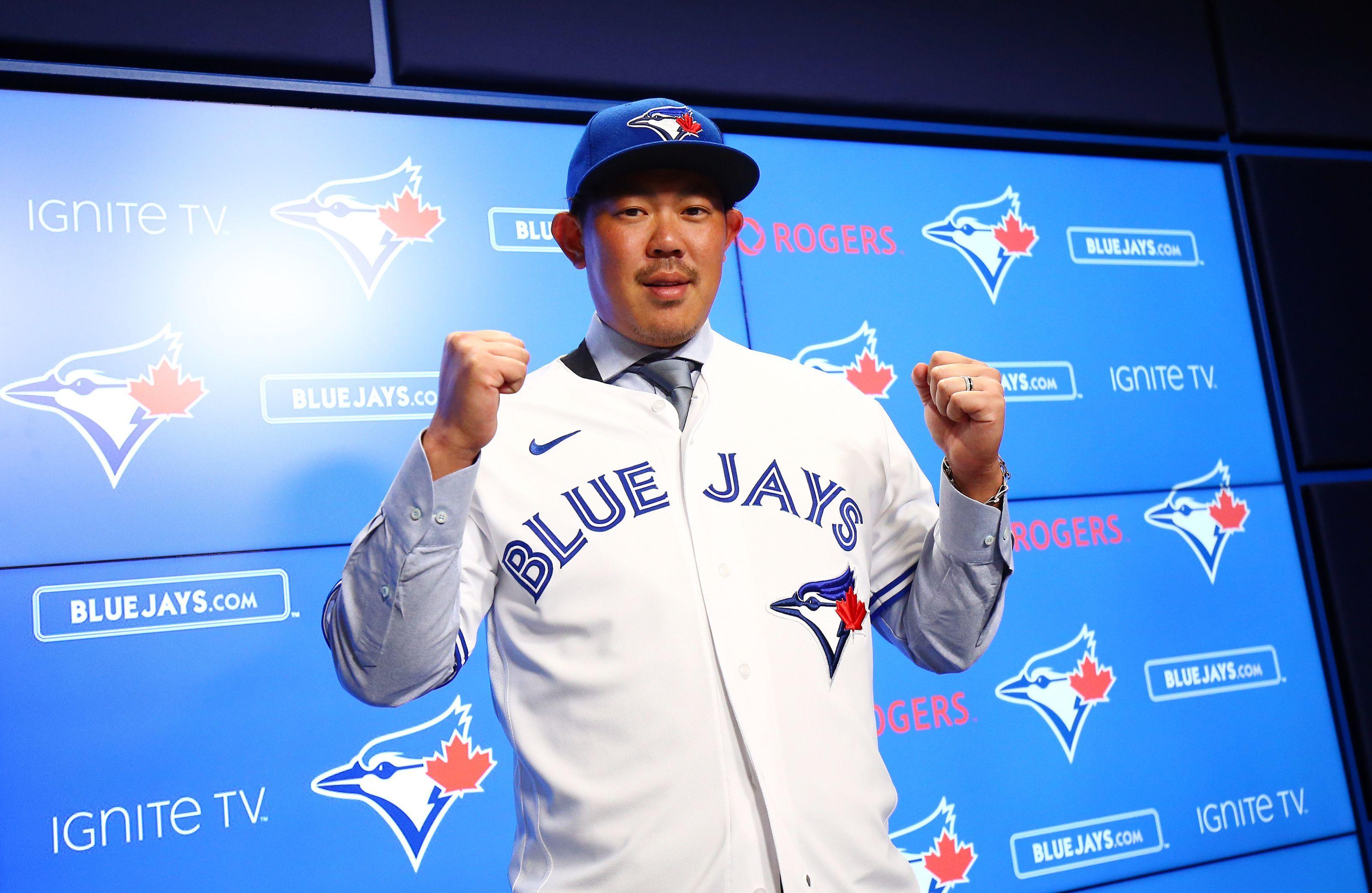 Blue Jays Shun Yamaguchi Hopeful To Win Rotation Spot Major League Baseball News In 2020 Blue Jays Major League Baseball Fan Image