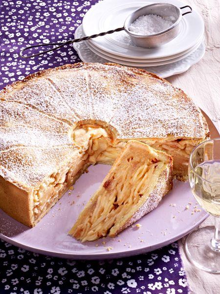 Apfelkuchen: 23 Rezepte, die nach zu Hause schmecken #blätterteigrosenmitapfel