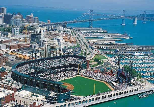 At Park San Francisco California Usa
