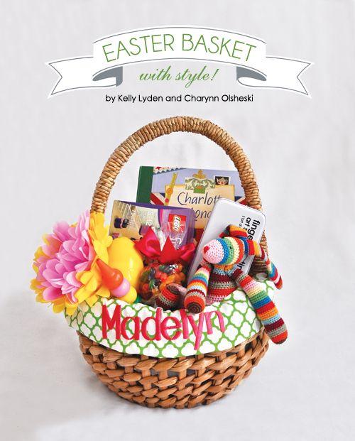 Great Easter Basket Ideas Easter Pinterest Easter