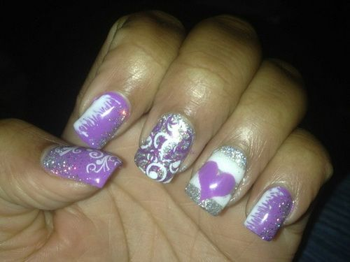1000 Images About Pretty Nail Designs On Pinterest Trendy Nails Blue Gold  And Green Nail Designs - Pretty Nails Designs For Women Trends 2015 Discover And Share Your