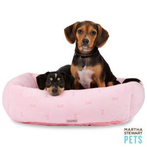 Martha Stewart Pets Cuddler Bed W Toy Petsmart Puppy Love