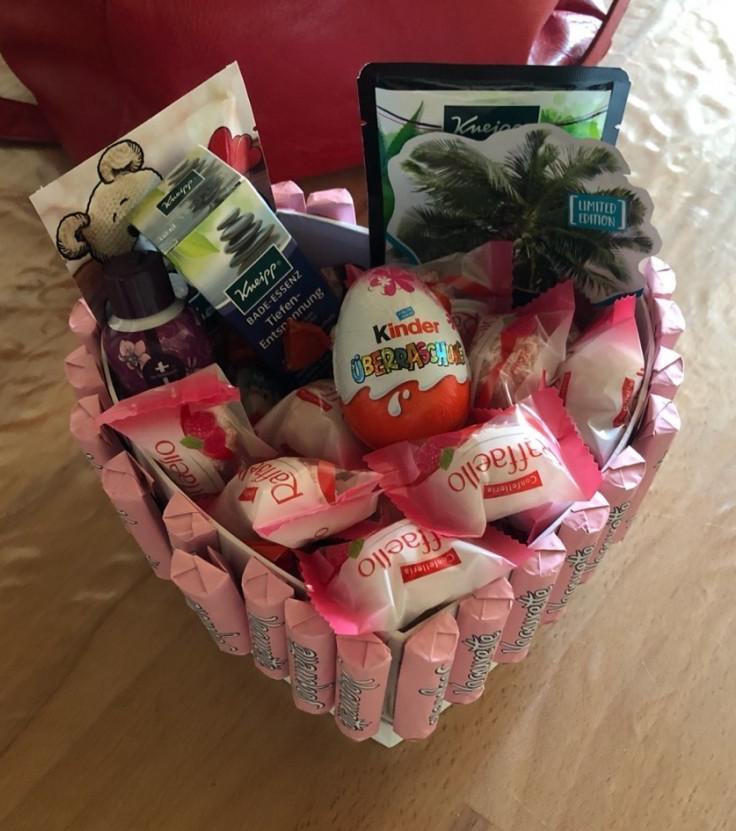 Selbst gebastelte Geschenkidee | Frag Mutti #geschenkideen