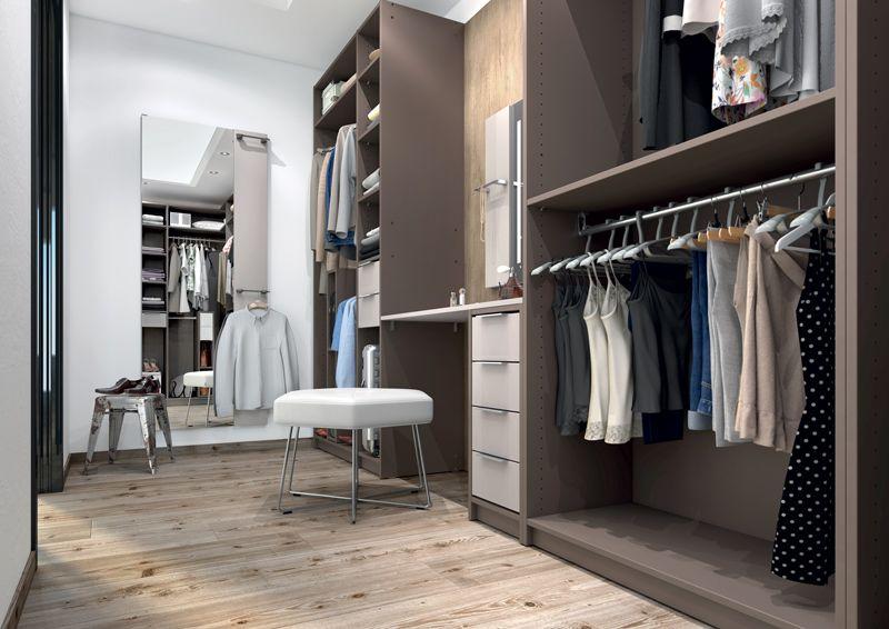 Dressing - Placard Sogal® Dressings et placards sur mesure Pinterest - rail pour porte de placard