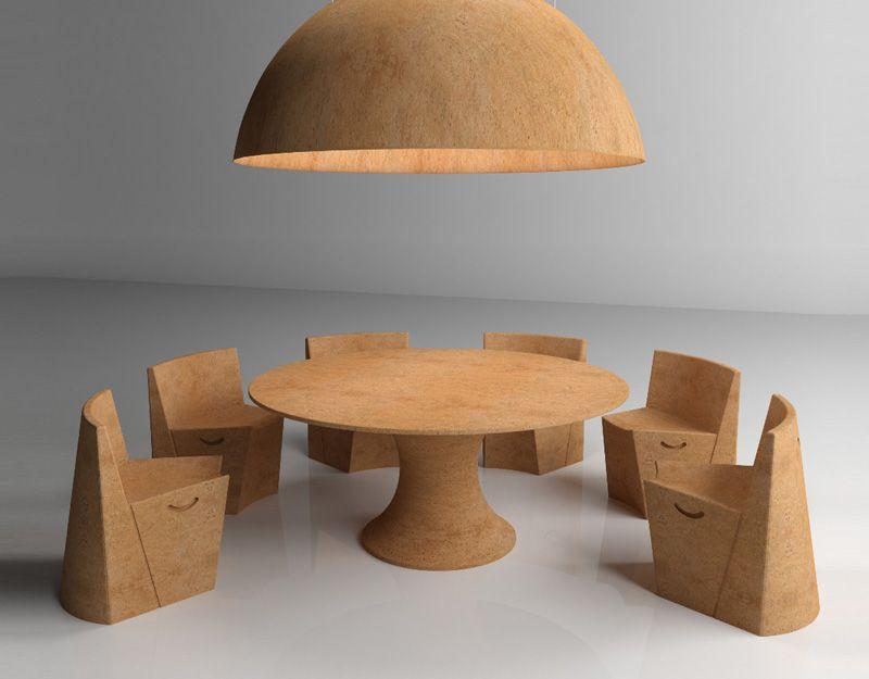 cork furniture.  Cork Ayers Cork Furniture By Albertina Oliveira With Cork Furniture