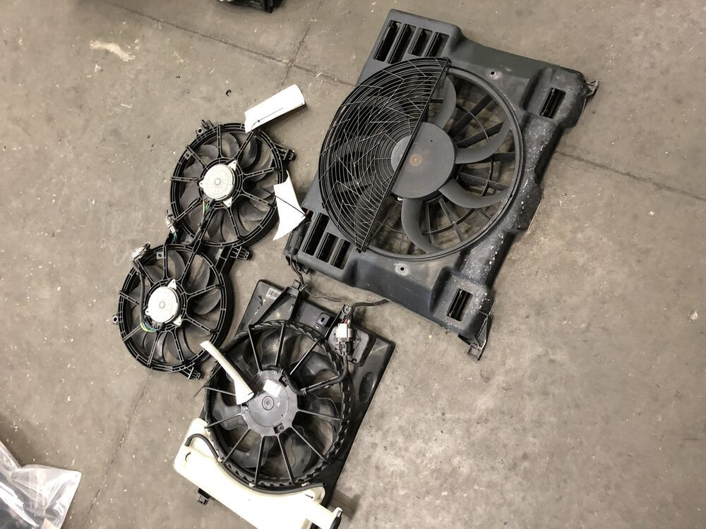 Details About 15 17 Hyundai Azera 3 3l Electric Radiator Cooling Fan Assembly Oem 32k Miles Electric Radiators