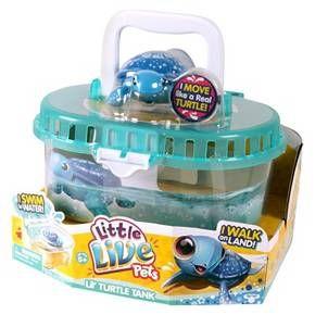 Little Live Pets Lil Turtle Tank Target Little Live Pets