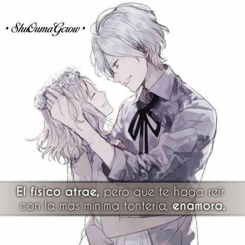 Shuoumagcrow Anime Amor Frase Frases Anime Sentimientos