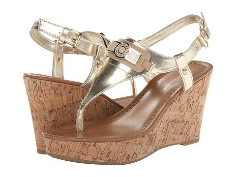 e489655af Tommy Hilfiger Monor Gold Light Ambra - Zappos.com Free Shipping BOTH Ways