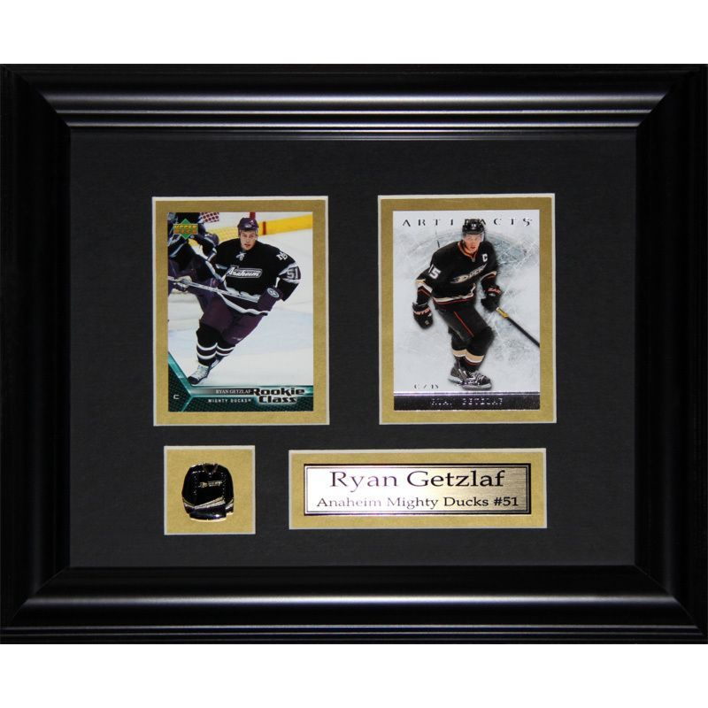 Midway Ryan Getzlaf Anaheim Ducks 2-card Frame | Products