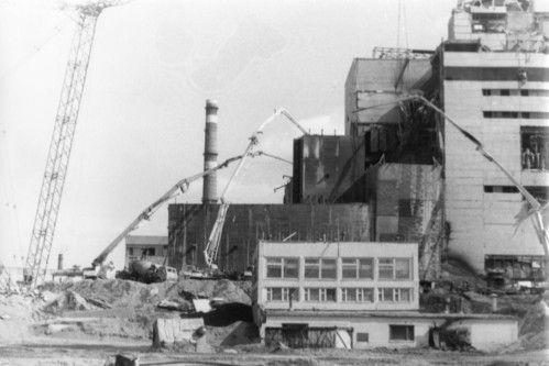 Фото Чернобыль Ликвидаторы
