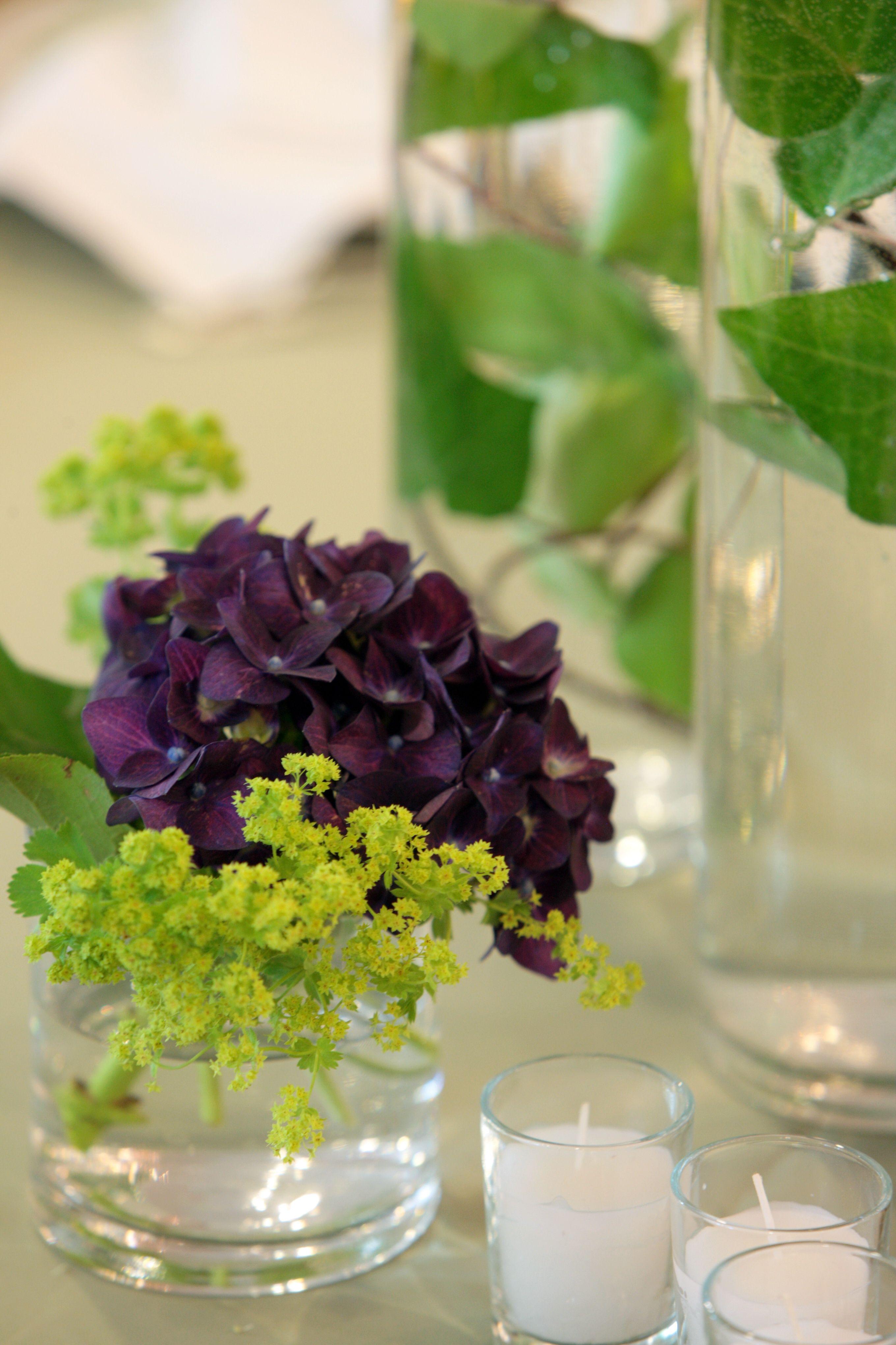 Lavender And Sage Centerpiece Wedding Centerpieces Sage Wedding Centerpieces