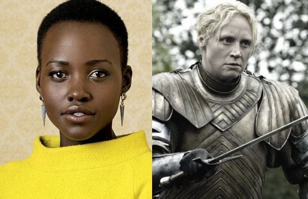 Lupita Nyong'o And Gwendoline Christie Officially Cast In Star Wars