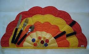 Resultado de imagem para porta talheres tecido patchwork