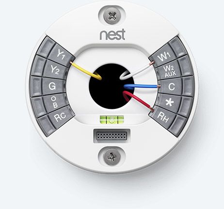 Nest Learning Thermostat Installation In 2020 Thermostat Installation Nest Learning Thermostat Installation