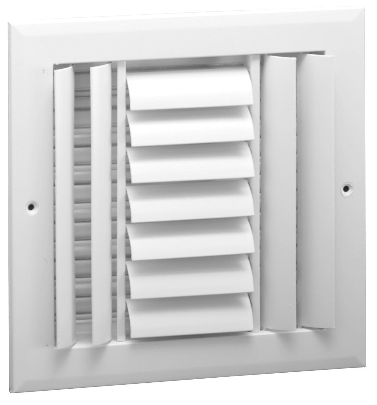 12 X 12 3 Way Air Vent Adjustable Aluminum Curved Blades Maximum Air Flow Hvac Grille For More Information Visi Air Vent Roof Vents Locker Storage