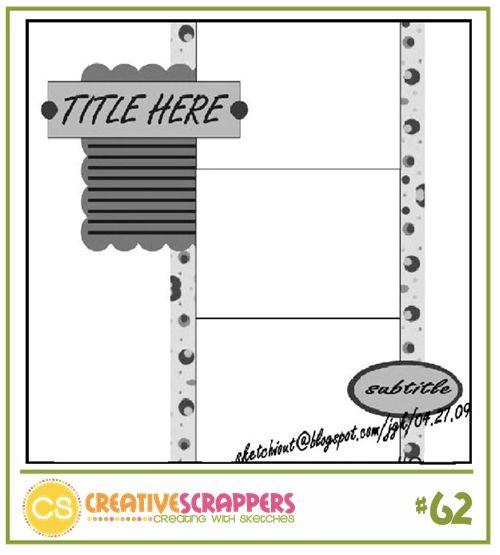 Creative Scrappers: 3 photos