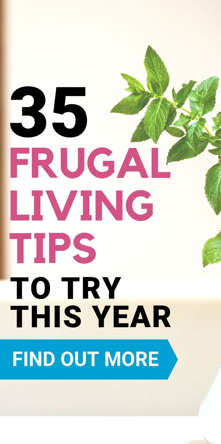 45 Easy Frugal Living Tips That Will Change Your Life #savingmoney