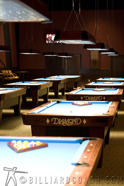 My Future Pool Hall