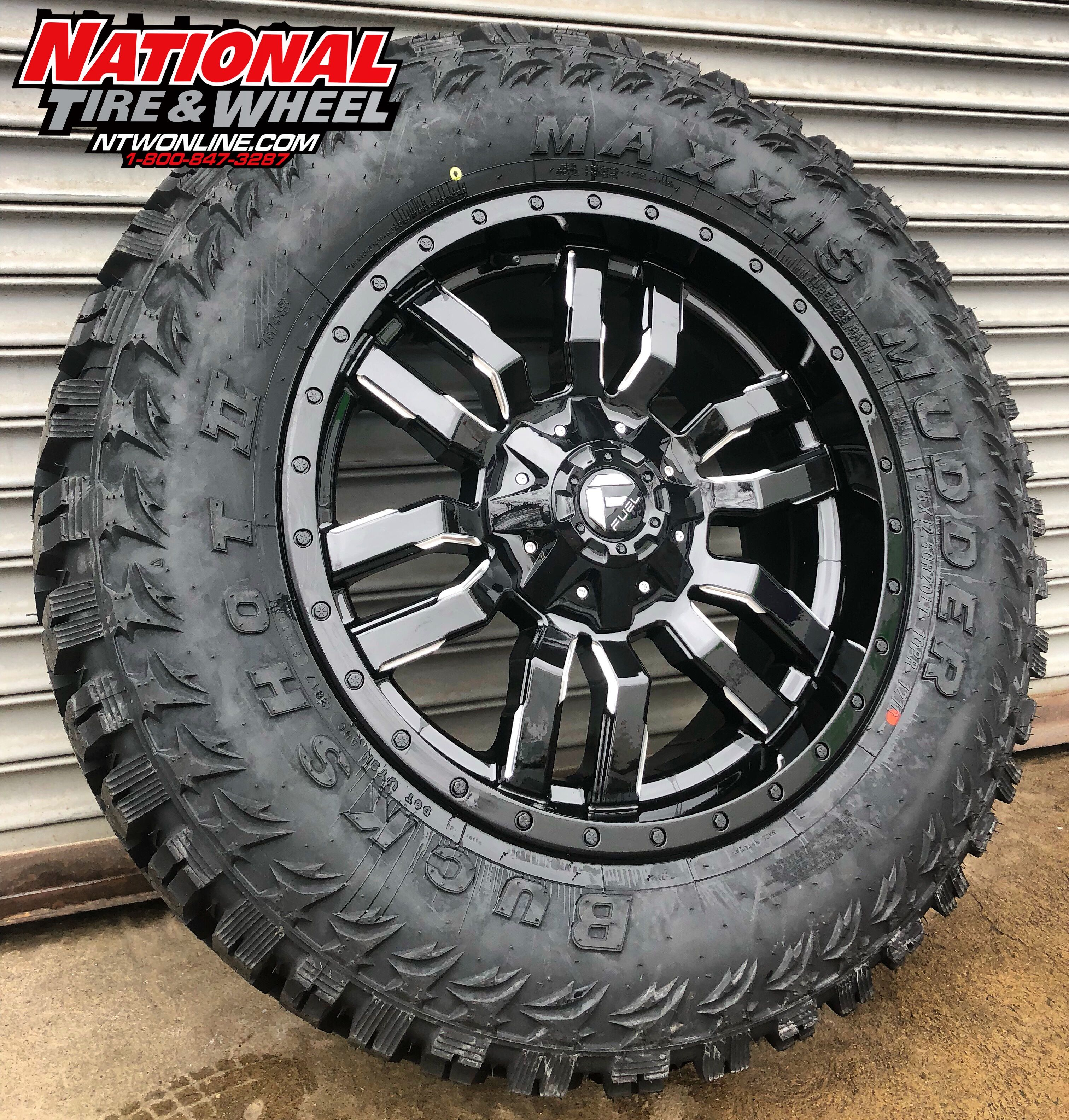 Fuel Wheels 20x9 >> Pin On Wheel And Tire Packages