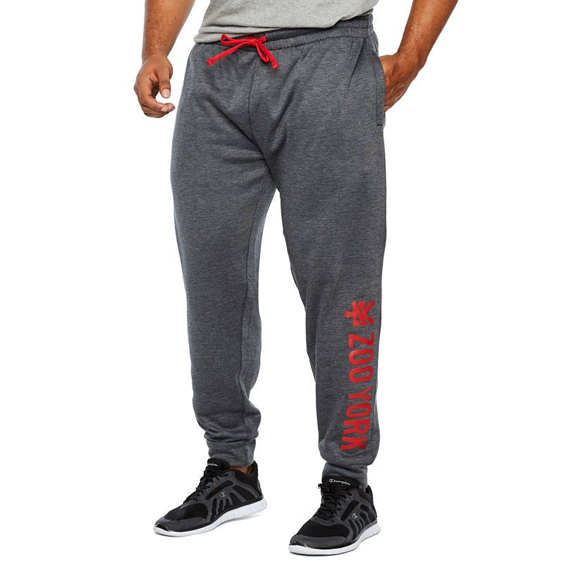 bae5e3164d087 Zoo York Fleece Jogger Pants Big and Tall | Products | Mens jogger ...