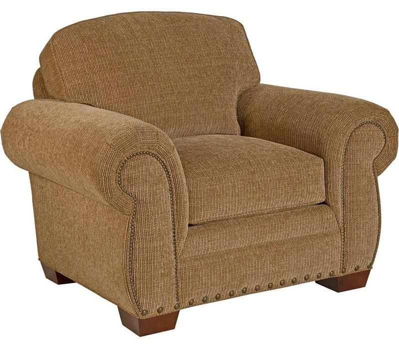 5054 Cambridge Casual Style Chair With Nail Head Trim By Broyhill Furniture    Becker Furniture World
