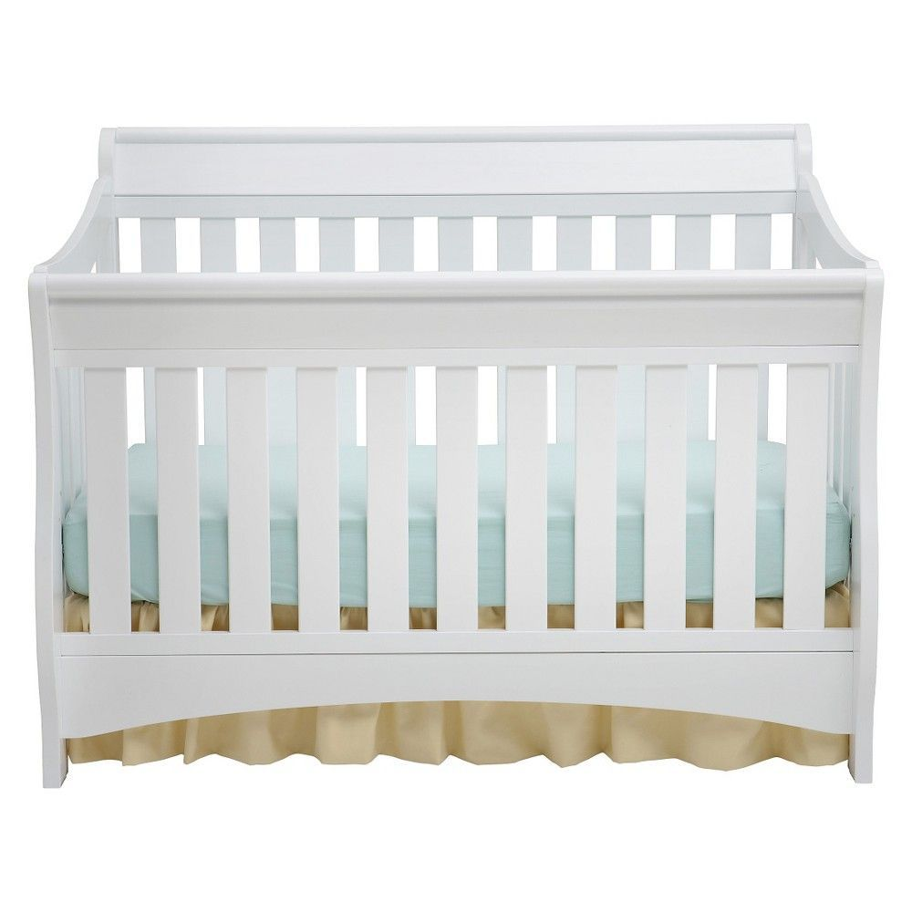 products delta white full in res children bed bentley hi crib s